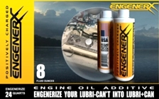 Engine Oil Treatment - Heavy Equipment